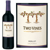 Two Vines California Merlot