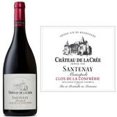 Chatea de la Cree Santenay Monopole Clos de la Confrerie Pinot Noir