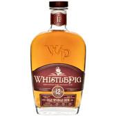 WhistlePig Liquorama Bespoke Blend 12 Year Old World Cask Finish Rye Whiskey 750ml