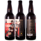 Bottle Logic Hanamachi Rice Lager 22oz