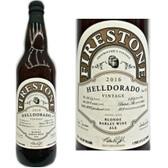 Firestone Helldorado Blonde Barley Wine Ale 2016 22oz