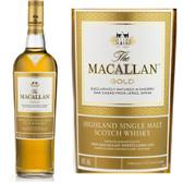 Macallan Gold Highland Single Malt Scotch 750ml