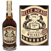 Belle Meade Cask Strength Single Barrel Bourbon 750ml