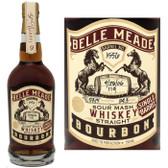 Belle Meade 9 Year Old Single Barrel Bourbon Whiskey 750ml