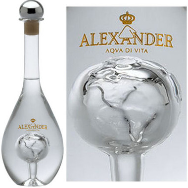 Alexander World Aqua di Vita Grappa 375ml