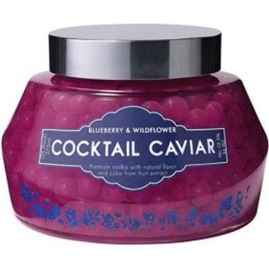 Cocktail Caviar Blueberry and Wildflower 375ml