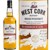 West Cork Bourbon Cask Blended Irish Whiskey 750ml