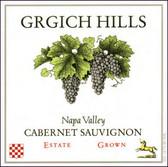 Grgich Hills Estate Napa Cabernet