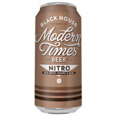 Modern Times Nitro Black House Stout 16oz 4 Pack