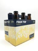 Beachwood Brewing Foam Top Blonde Ale 12oz 6 Pack
