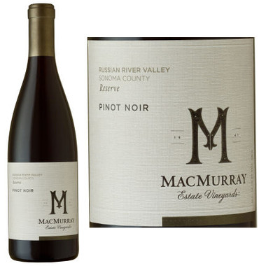 MacMurray Estate Reserve Russian River Pinot Noir