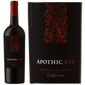 Apothic Red Winemaker's Blend California