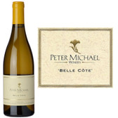 Peter Michael Belle Cote Vineyard Kinghts Valley Chardonnay