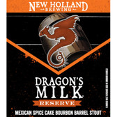 New Holland Dragon's Milk Reserve Mexican Spice Cake Bourbon Barrel Stout 4pk-12oz Btls