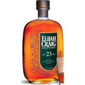 Elijah Craig Single Barrel 23 Year Old Kentucky Straight Bourbon Whiskey 750ml