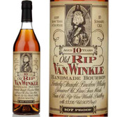 Old Rip Van Winkle 10 Year Old Bourbon Whiskey 750ml