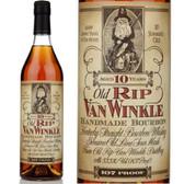 Old Rip Van Winkle 10 Year Old Bourbon Whiskey 750ml