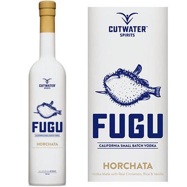 Cutwater Spirits Fugu Horchata Small Batch Vodka 750ml