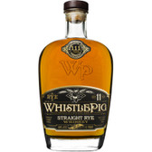 WhistlePig 11 Year Old Rye Whiskey 750ml