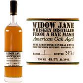 Widow Jane American Oak Aged Rye Mash Whiskey 750ml