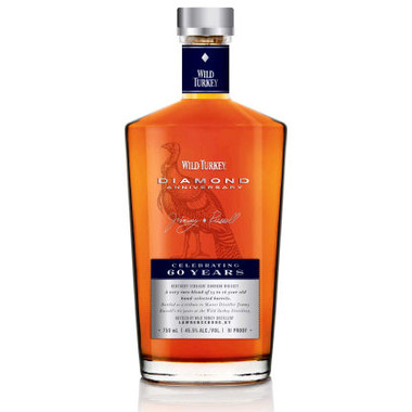 Wild Turkey Diamond Anniversary Kentucky Straight Bourbon 750ml