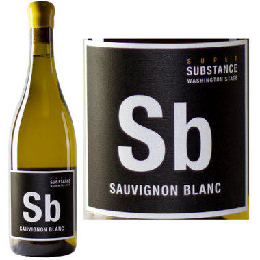 Super Substance Sunset Vineyard Washington Sauvignon Blanc
