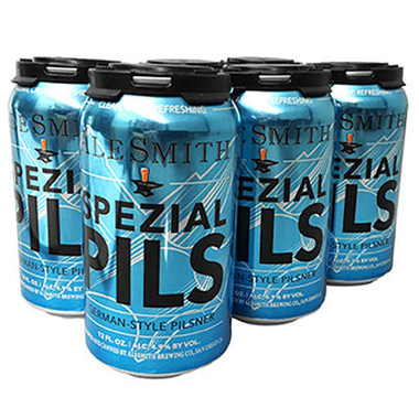 AleSmith Spezial Pilsner 12oz 6 Pack Cans