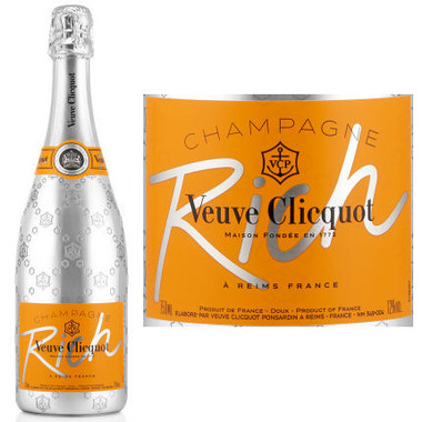 Vueve Clicquot Rich Blanc NV