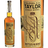 Colonel E.H. Taylor Jr. Single Barrel Straight Kentucky Bourbon Whiskey 750ml