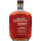 Jefferson's Ocean Aged at Sea Cask Strength Voyage 14 Bourbon Whiskey 750ml
