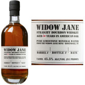 Widow Jane 10 Year Old Straight Bourbon Whiskey 750ml