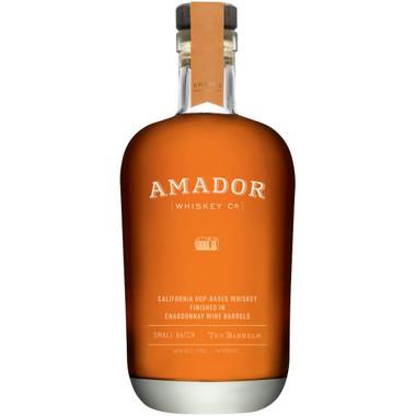 Amador Ten Barrels Hop-Flavored California Whiskey 750ml
