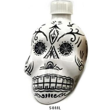 50ml Mini Kah Day of the Dead Blanco Tequila 750ml
