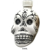 50ml Mini Kah Day of the Dead Blanco Tequila 750ml