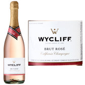 Wycliff California Brut Rose Champagne NV