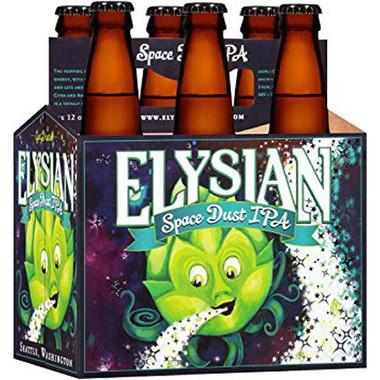 Elysian Brewing Space Dust IPA 12oz 6 Pack Bottles