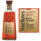 Four Roses Elliot's Select Limited Edition Single Barrel Kentucky Straight Bourbon Whiskey 2016 750ml
