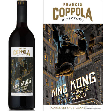 Francis Coppola Director's King Kong California Cabernet