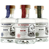 St George Gin Combo Pack 3-200ml Bottles