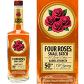 Four Roses 2017 Limited Edition 50th Anniversary Al Young Small Batch Bourbon Whiskey 750ml