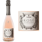 Canella Spumante Brut Rose NV 187ml