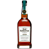 Old Forester 1920 Prohibition Style Kentucky Straight Bourbon Whisky 750ml