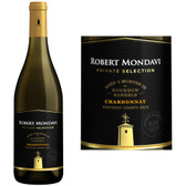 Robert Mondavi Private Selection Monterey Bourbon Barrel-Aged Chardonnay