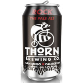 Thorn Brewing Rock The Pale Ale 12oz 6 Pack Cans