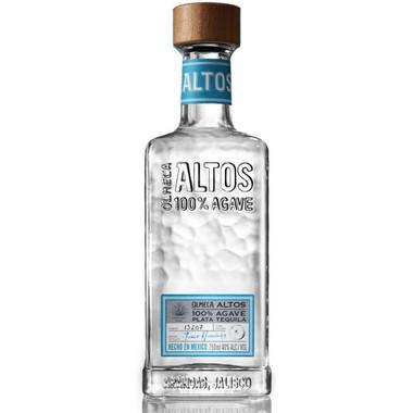 Olmeca Altos Plata Tequila 750ml