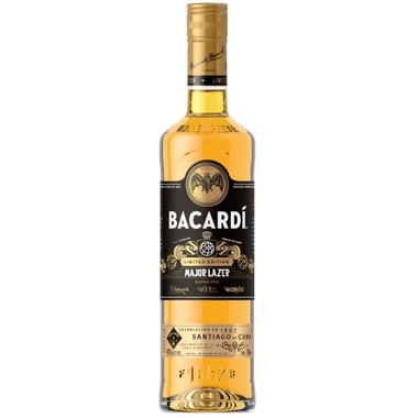 Bacardi Limited Edition Major Lazer Rum 750ml