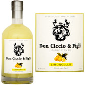 Don Ciccio & Figli Limoncello Liqueur 750ml