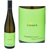 Loimer Gruner Veltliner Kamptal Langenlois (Austria)