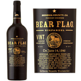 Bear Flag Sonoma Zinfandel 2015 Rated 92WS