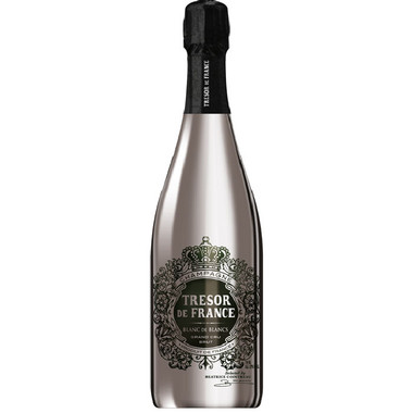 Tresor de France Blanc de Blancs Grand Cru Brut Champagne NV
